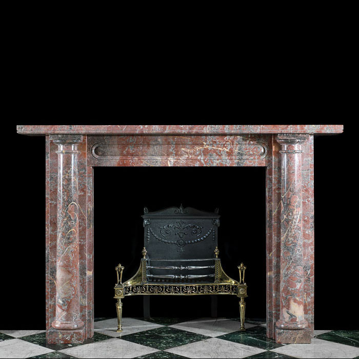 Regency Ashburton Marble Fireplace Surround